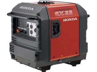 【組立・輸送等の都合で納期に4週間以上かかります】 HONDA/ホンダパワープロダクツジャパン 【代引不可】防音型発電機 2.2kVA(交流専用)車輪無 EX22K1JNA2