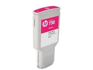 HP(Inc.) HP730 インクカートリッジ マゼンタ 300ml P2V69A