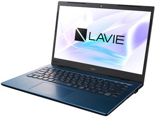 NEC Office付き14型ノートPC LAVIE Smart HM Core i3モデル PC-SN212TADG-D ネイビーブルー 単品購入のみ可(取引先倉庫からの出荷のため) クレジットカード決済 代金引換決済のみ