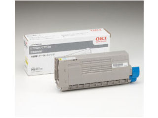 OKI/沖データ TNR-C4GY2 大容量トナーカートリッジ イエロー