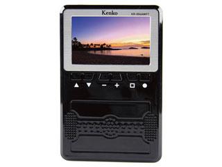 テレビやラジオをどこでも楽しめる KENKO 賜物 売却 ケンコー KR-006AWFT 3インチポータブル ワンセグTV AM FMラジオ 納期9月中旬以降
