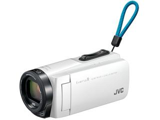 【お得な64GB SDXCカードセットもあります!】 JVC/Victor/ビクター GZ-R470-W(ホワイト) Everio R/エブリオ ハイビジョンメモリームービー 【ビデオカメラ】