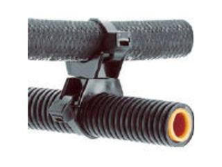 Panduit/パンドウイットコーポレーション 回転式タウマウント 耐候性黒 (50個入) TMEH-X2-L0Y