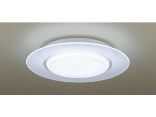 Panasonic/パナソニック LGBZ1199 LEDシーリングライト 1枚パネルタイプ ホワイト【調光調色】【~8畳】【天井直付型】