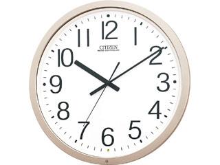 ※メーカー在庫限りの為、完売の際はご容赦下さい。 CITIZEN/シチズン 【メーカー在庫限り】4MY603-B19 【パルウェーブM603B】 電波掛け時計 シャンペンゴールド(白)/プラスチック枠, 村松町:e65eb34f --- officewill.xsrv.jp