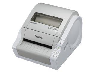 brother/ブラザー P-touch 感熱ラベルプリンター TD-4100N