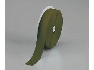 TRUSCO/トラスコ中山 マジックテープ 縫製用A側 幅50mmX長さ25m オリーブドラブ TMAH-5025-OD