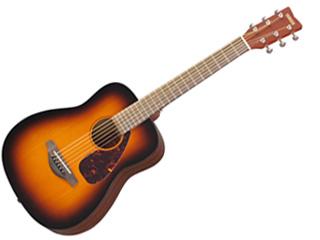 YAMAHA/ヤマハ ミニアコースティックギター JR2(TBS/タバコブラウンサンバースト)