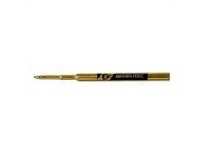 5本入 納期9月末以降 黒 油性ボールペン KB132-BK GRAPHTEC/グラフテック