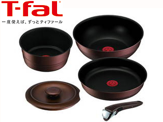 T-fal/ティファール インジニオ・ネオ IHキャストラインN セット5 L854S5