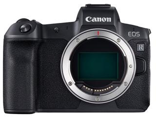 CANON/キヤノン EOS R ボディ ミラーレスカメラ 3075C001