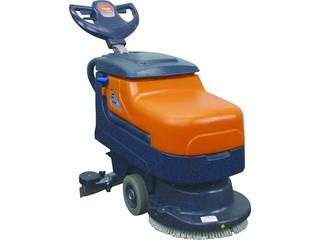 【組立・輸送等の都合で納期に4週間以上かかります】 CXS/シーバイエス 【代引不可】自動床洗浄機 SWINGO455Bシャープ 5998914