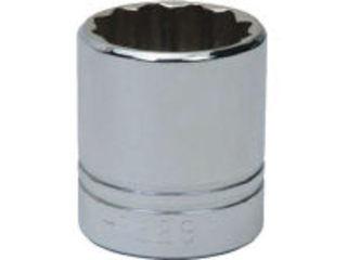 WILLIAMS/ウィリアムズ 1/2ドライブ ソケット 12角 34mm JHWSTM-1234