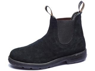 Blundstone/ブランドストーン サイドゴアブーツ CLASSICS ユニセックス UK8/26.5cm相当 (ブラック) BS1455009