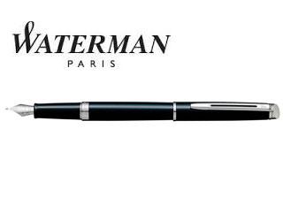 WATERMAN/ウォーターマン 【メトロポリタン】エッセンシャル ブラックCT 万年筆 F