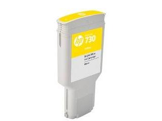 HP(Inc.) HP730 インクカートリッジ イエロー 300ml P2V70A
