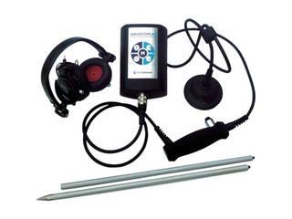 【組立・輸送等の都合で納期に4週間以上かかります】 GOODMAN/グッドマン 【代引不可】デジタル式小型音聴式漏水探索機ポケットフォン AS3P