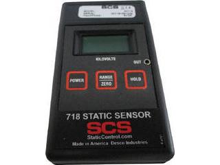 DESCO/デスコ 【代引不可】SCS 静電気センサー 718 718