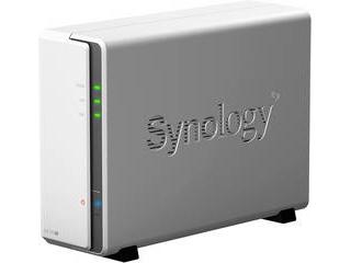 Synology/シノロジー NASケース DiskStation DS120j 多機能1ベイNAS ディスクレスNAS DS120j