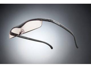 Hazuki Company/ハズキ 【Hazuki/ハズキルーペ】メガネ型拡大鏡 クール カラーレンズ 1.6倍 ブラックグレー 【ムラウチドットコムはハズキルーペ正規販売店です】