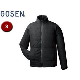 GOSEN/ゴーセン Y1612 アイダーウォームスジャケット 【S】 (ブラック)