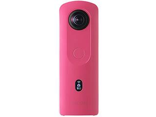 【お得なセットもあります】 RICOH/リコー RICOH THETA SC2(ピンク) 全天球カメラ リコー・シータ