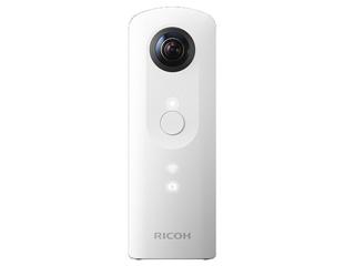 【お得なセットもあります】 RICOH/リコー RICOH THETA SC(ホワイト) 全天球カメラ 【リコー・シータ】 S0910740 【値下げしました!】