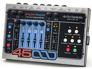 【納期にお時間がかかります】 electro harmonix/エレクトロハーモニクス 45000 マルチトラック ルーピングレコーダー エフェクター 【国内正規品】