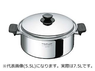 ビタクラフト ★★★ヘキサプライ 両手鍋 7.5L 6129