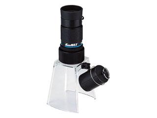 I.L.K./池田レンズ工業 顕微鏡兼用遠近両用単眼鏡 KM-412LS