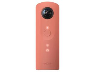 【お得なセットもあります】 RICOH/リコー RICOH THETA SC(ピンク) 全天球カメラ 【リコー・シータ】 S0910741 【値下げしました!】