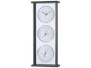 EMPEX EMPEX スーパーEX ギャラリー気象計・時計 EX-793 シルバー