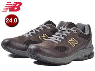 NewBalance/ニューバランス MW1501-B1-6E ウォーキングシューズ メンズ 【24.0cm】【6E(超ワイド)】 (ダークブラウン)