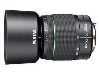 PENTAX/ペンタックス smc PENTAX-DA 50-200mm F4-5.6ED WR(フード付)