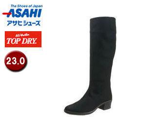 ASAHI/アサヒシューズ AF38949 TDY38-94 トップドライ ブーツ レディース 【23.0】 (ブラックPB)