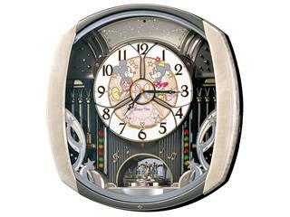 SEIKO/セイコークロック FW563A 電波掛時計 ディズニータイム FW563A 電波掛時計 ミッキー&フレンズ, サダチョウ:ec190717 --- officewill.xsrv.jp