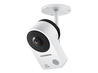 I・O DATA アイ・オー・データ 防塵・防水規格IP65準拠屋外用Wi-Fi対応ネットワークカメラ Qwatch(クウォッチ) TS-NA220W