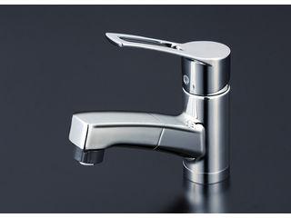 生まれのブランドで KVK/ケーブイケー 寒冷地用 洗面シャワー付混合栓 KM8001ZTF, ネットでレンタル 花庵 b3b8fe2b