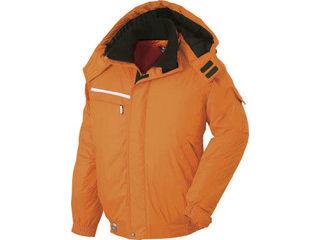 XEBEC/ジーベック 582582防水防寒ブルゾン オレンジ 3Lサイズ 582-82-3L