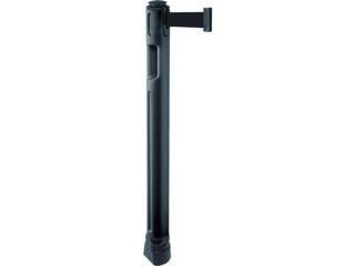 SUGATSUNE/スガツネ工業 LAMP 290-035-907 ベルトパーテーション ポール 支柱黒 黒 80-5300BK-BK