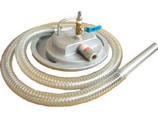 AQUA/アクアシステム エア式掃除機 乾湿両用クリーナー(オープンペール缶用) APPQO550S
