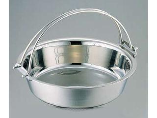 WADASUKE/和田助製作所 SW電磁用ツル付チリ鍋/33cm