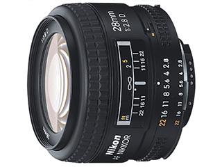 Nikon/ニコン AI AF Nikkor 28mm f/2.8D 広角レンズ