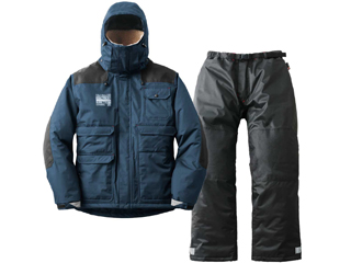 LIPNER/リプナー タフ防水防寒スーツ フォルテ LL (ネイビー) 30369281