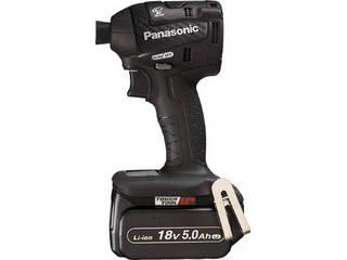 Panasonic/パナソニック 充電インパクトドライバー 18V 5.0Ah 黒 EZ75A7LJ2G-B