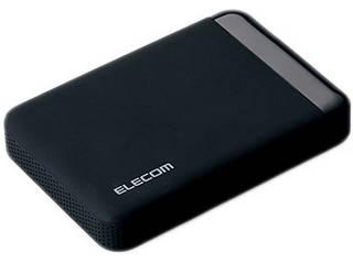 ELECOM/エレコム ポータブルハードディスク/USB3.0/ハードウェア暗号化/管理ソフト対応/3年保証/2TB ELP-S020T3
