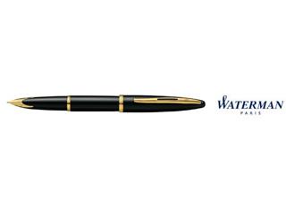 WATERMAN/ウォーターマン 【CARENE/カレン】ブラック・シーGT 万年筆 F S2228162