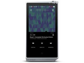 【納期にお時間がかかります】 COWON COWON Bluetooth搭載ハイレゾ対応高品質プレーヤー PLENUE R 128GB シルバー PR-128G-SL