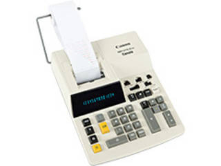 CANON/キヤノン 金融機関向け本格業務用加算機 MP1215-D VII
