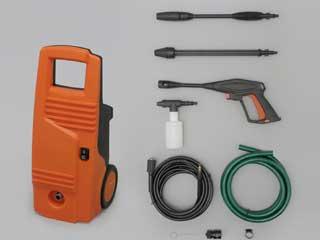 IRIS OHYAMA/アイリスオーヤマ FBN-601HG-D 高圧洗浄機 (オレンジ)
